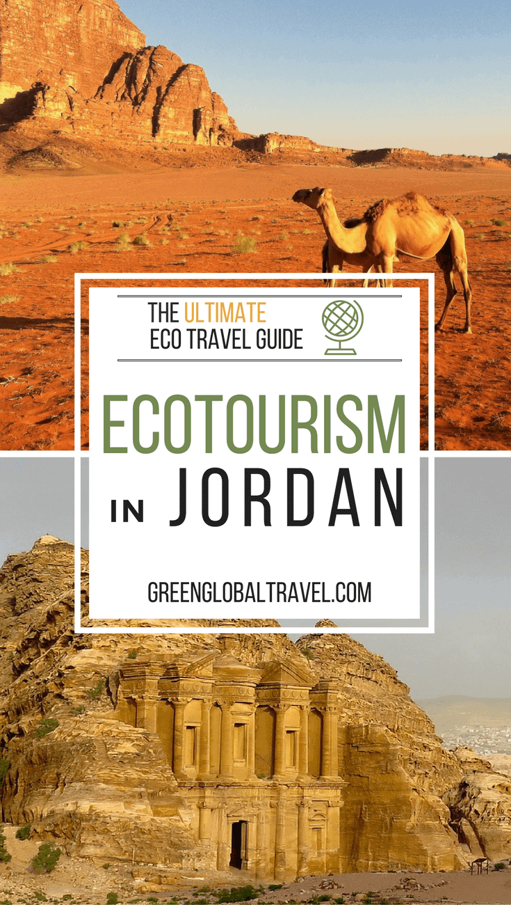Ecotourism in Jordan - The Ultimate Eco Travel Guide via @greenglobaltrvl