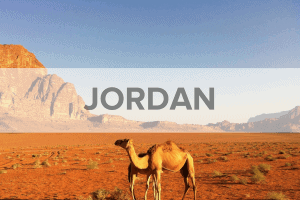 Travel to Jordan: The Ultimate Eco Travel Guide via @greenglobaltrvl