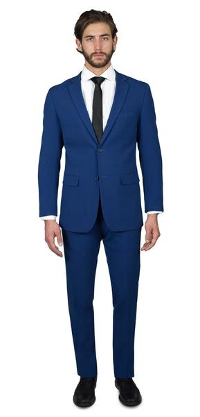 Best Travel Suit - Alain Dupetit Stretch Suit via @greenglobaltrvl