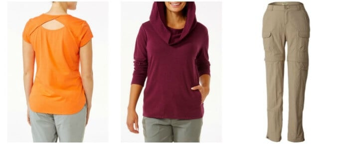 Best Travel Clothes Royal Robbins Warm Climates via @greenglobaltrvl