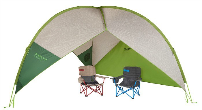Beach Vacation Packing List 2017 -Kelty Sun Shade with Shade Wall