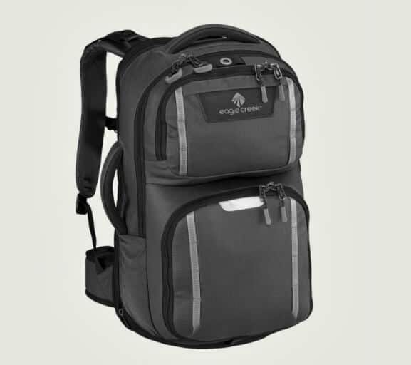 Best Carry On Luggage 2017 -Mission Control Backpack by EagleCreek