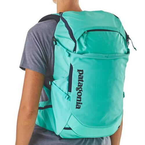 Camping Backpack Reviews - Patagonia Womens Nine Trails Backpack 26L