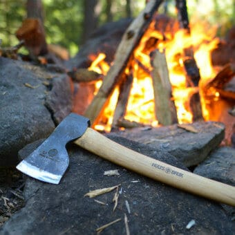 Camping Tools Review Hults Bruk Akka Forester's Axe