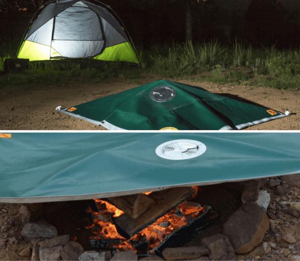 Cool Camping Gear For Summer 2017 Campfire Defender Pro Via Greenglobaltrvl