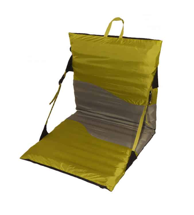 Cool Camping Gear for Summer 2017 -Crazy Creek Air Chair Plus via @greenglobaltrvl