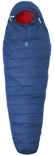 Great Camping Gear -Fjällräven Singi 3-season Long Sleeping Bag