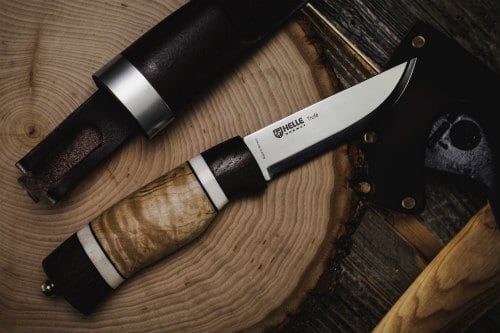 Helle Trofe Knife Review