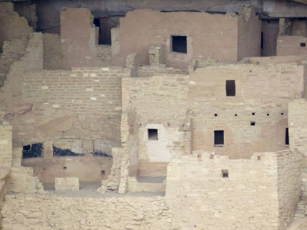 MESA VERDE NATIONAL PARK: Lasting Construction