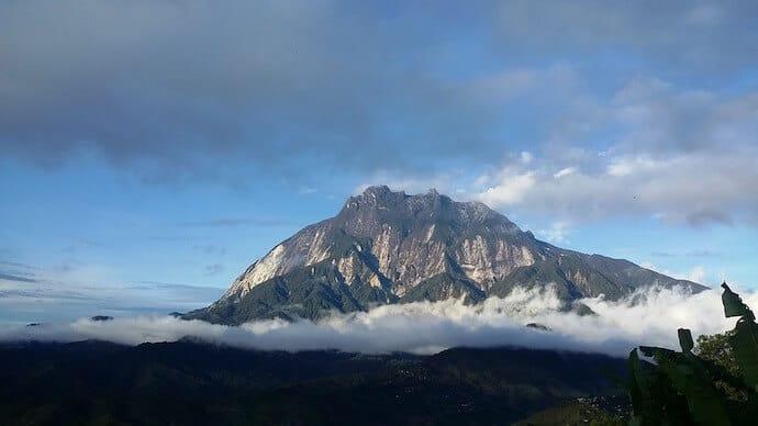20 Biggest Forests - Kinabala National Forest