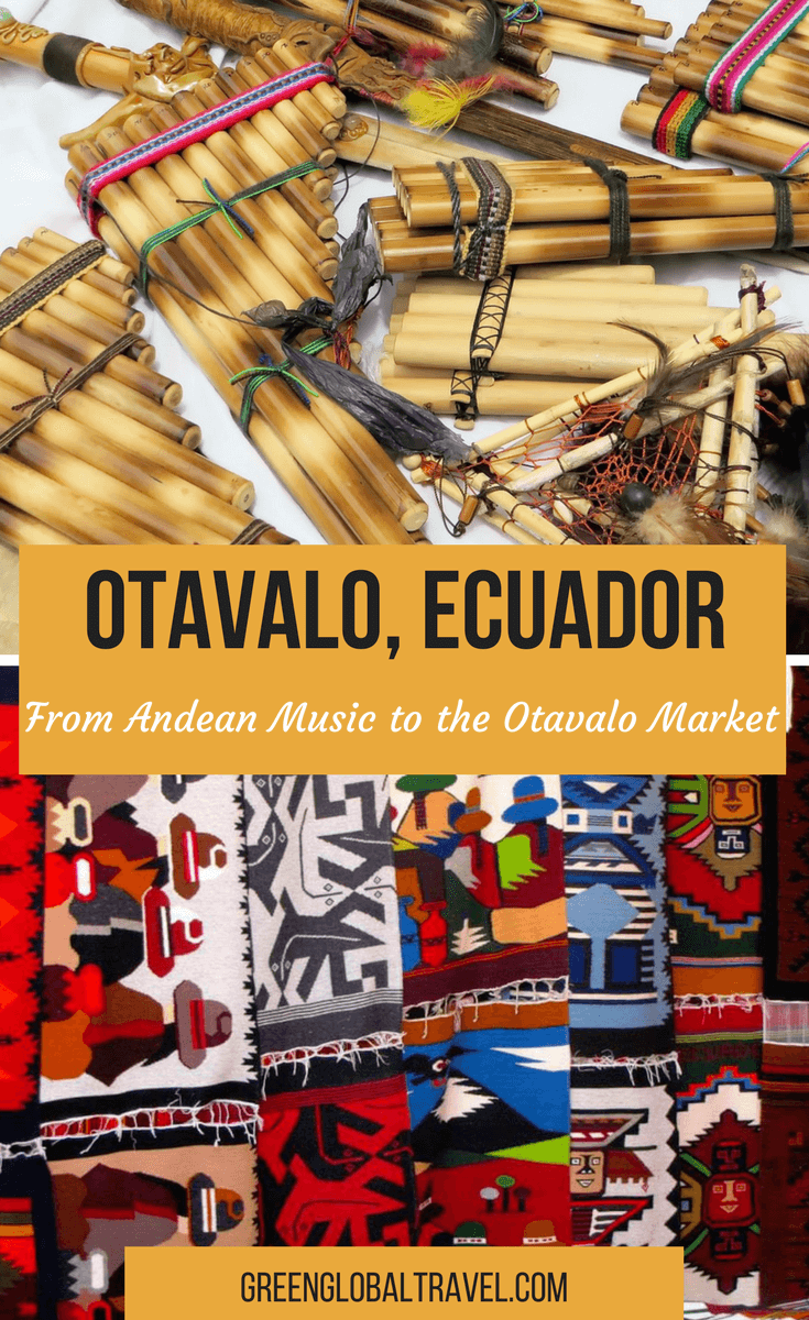 Otavalo Ecuador is full of culture from Andean Music to the Otavalo Market beauty too! via @greenglobaltrvl