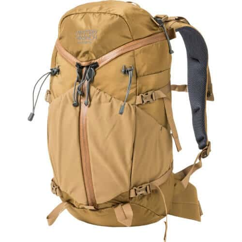 Reviews of Camping Gear -Mystery Ranch Coulee 25 Pack
