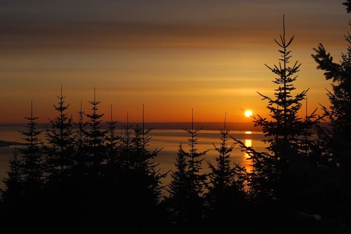 20 Biggest Forests - GREAT LAKES - ST. LAWRENCE