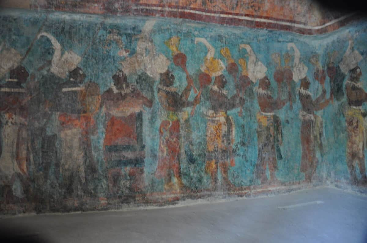 10 AMAZING SITES OF THE ANCIENT MAYA - Bonampak (Ryan McFarland)