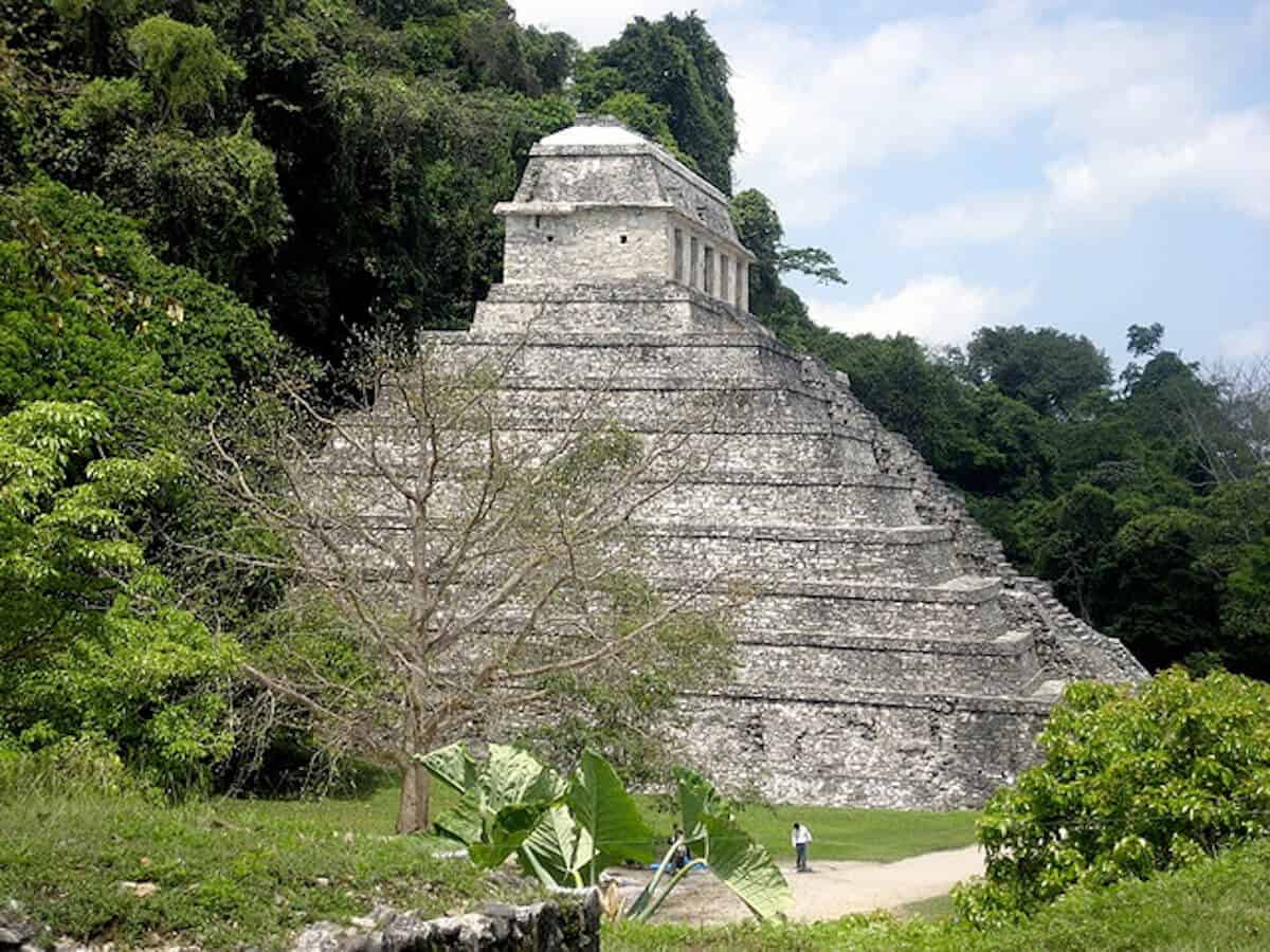 Mexican Mayan Ruins - Palenque