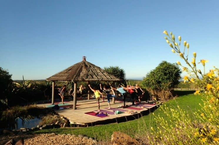 Things To Do In Portugal For Nature Lovers- Yoga Retreat