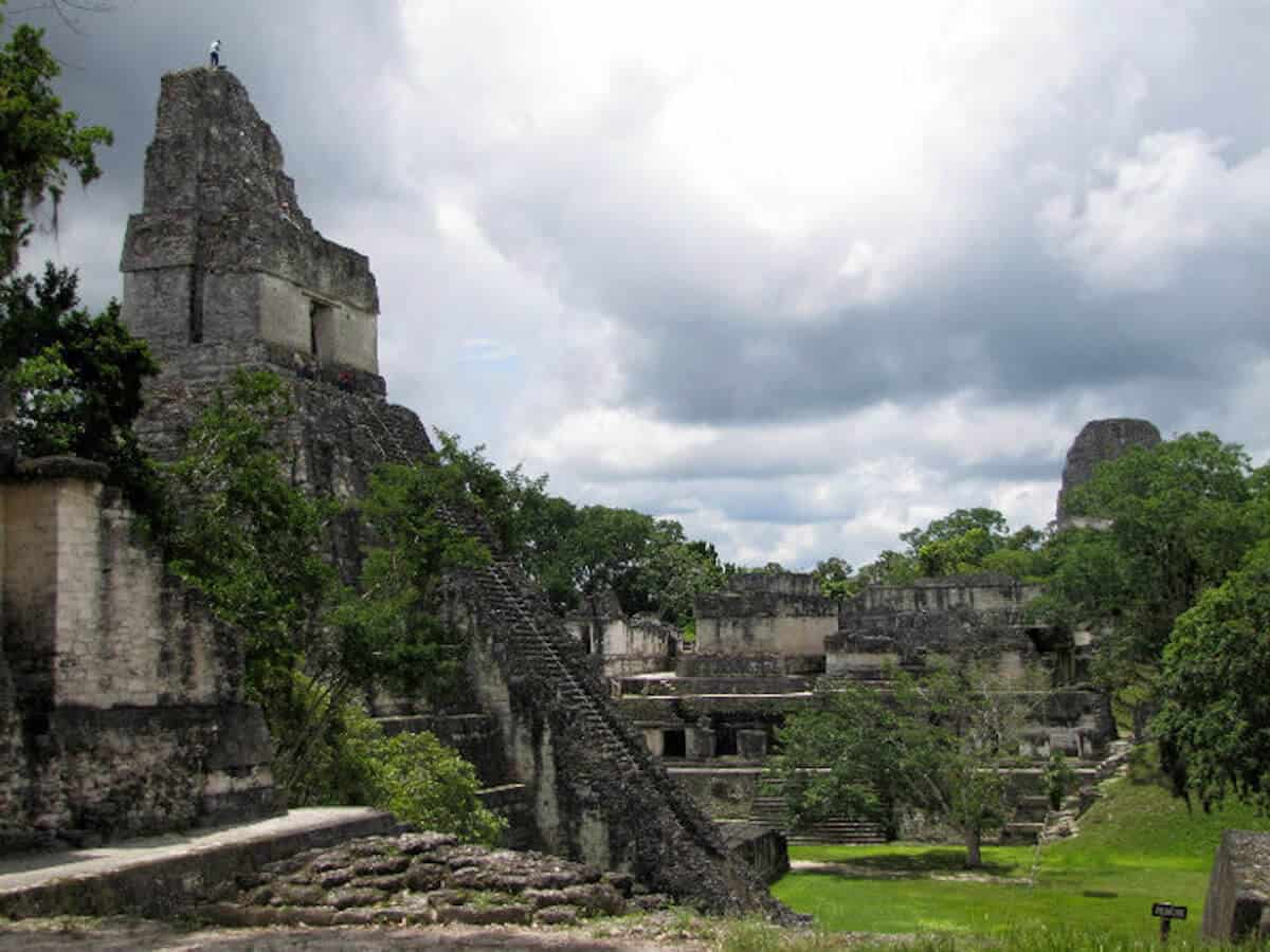 Mayan Ruins in Guatemala - Tikal