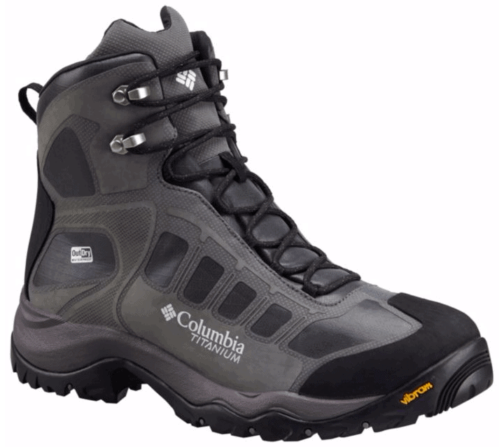 Cool Camping Gear for Autumn -Columbia Daska Pass Boot