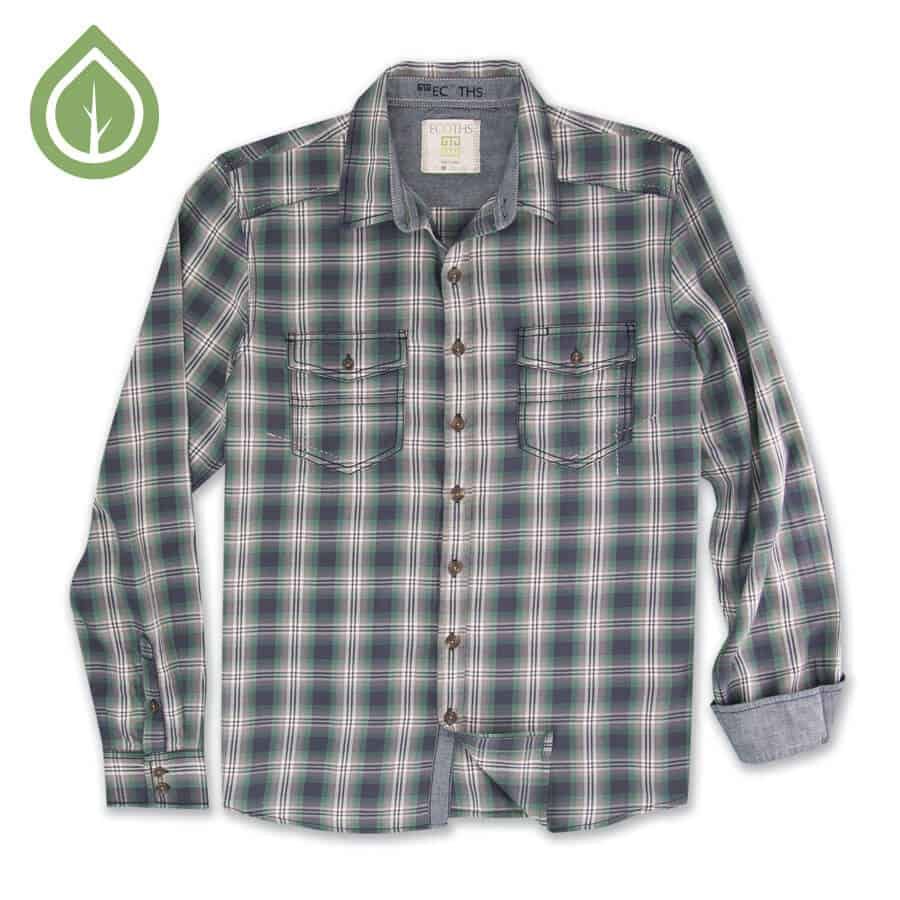 Cool Camping Gear for Autumn -Ecoths Dax Shirt