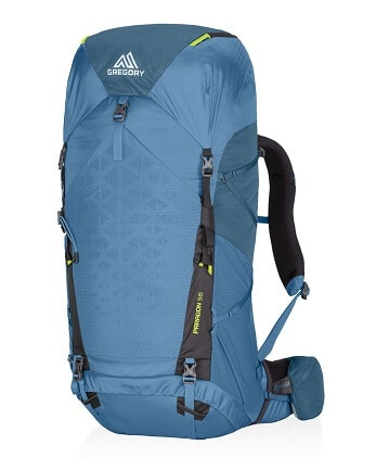 Cool Camping Gear for Autumn -Gregory Paragon 58 backpack