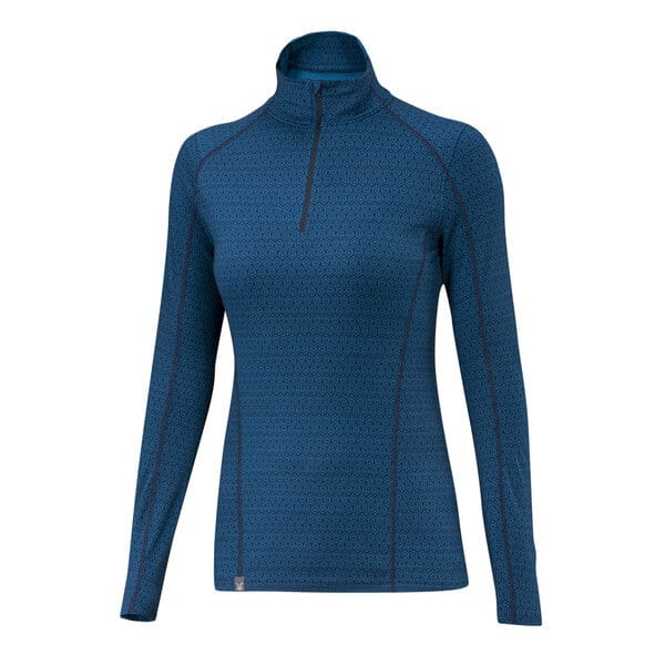 Cool Camping Gear for Autumn -Ibex Woolies 2 Zip T Neck