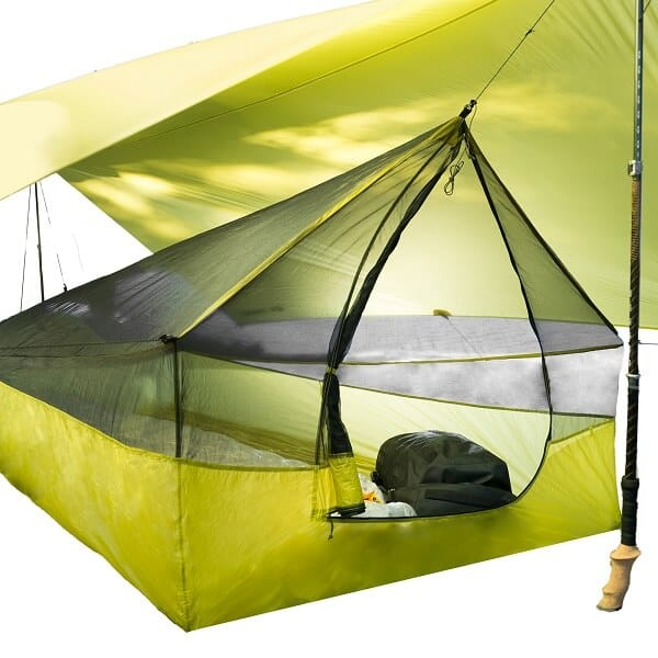 Cool Camping Gear for Autumn -SeaToSummit Escapist Tarp and Bug Tent