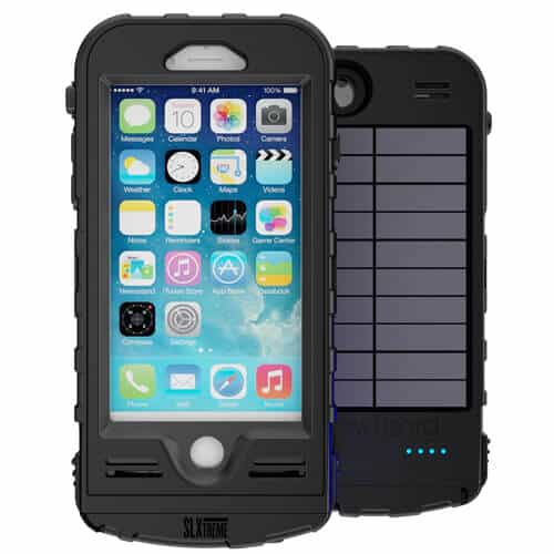 Cool Camping Gear for Autumn -SnowLizard SLXtreme7 phone case