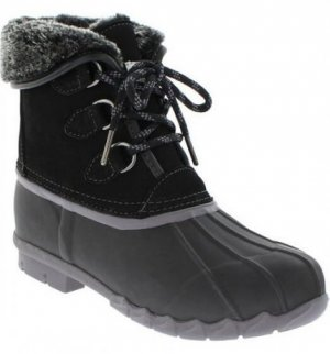 Cool Camping Gear for Autumn -Sporto Defrost Faux Fur Lined Duck Boot