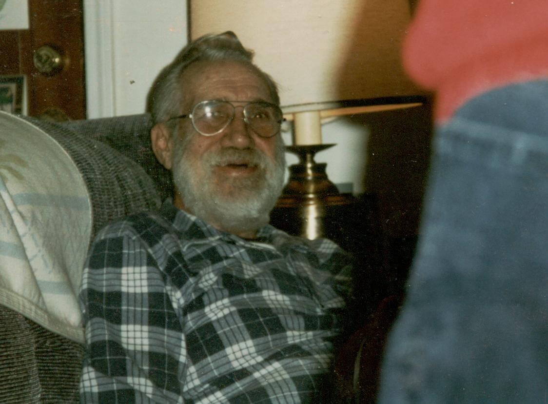 Granddad Telling Stories