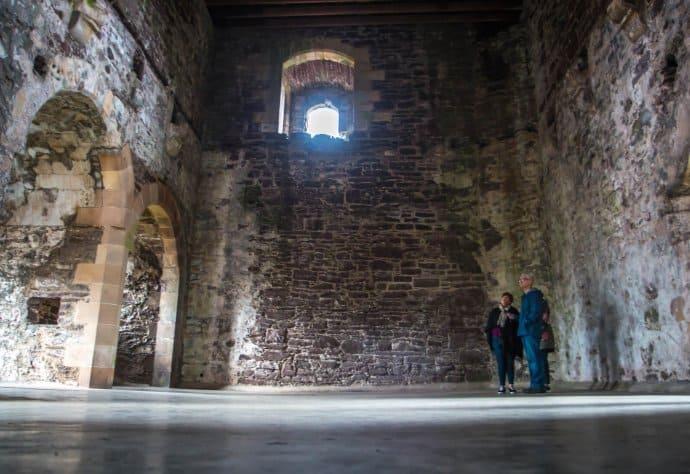 Doune Castle, Scotland- Duchess Hall