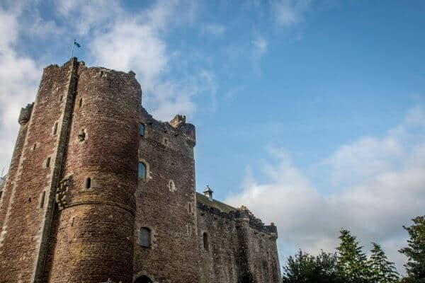 Exploring Doune Castle, One of the Most Famous Filming Locations in Scotland