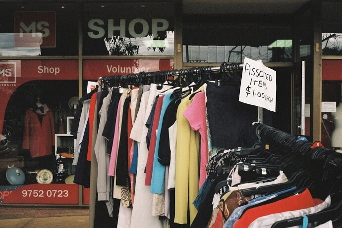 Save to Travel -buy Secondhand-Clothes photo by Matthew-Paul-Argall