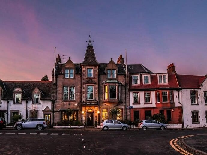 Doune Hotels- The Woodside Hotel