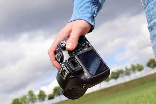 How to save money for a trip -Buy Used Cameras