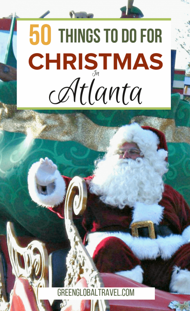 2018 Atlanta Christmas Events: 50 Things to Do For Christmas in ...