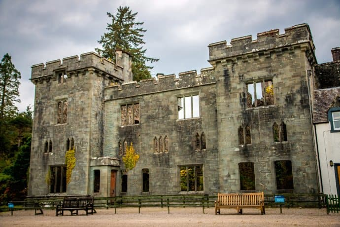 Places to Visit on the Isle of Skye- Armadale Castle