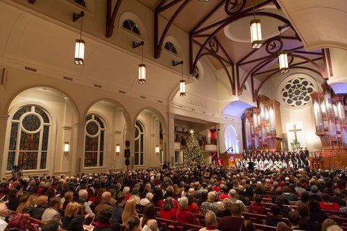 Christmas Concert in Atlanta -Georgia Boy Choir