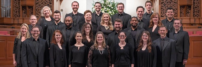 Christmas Coral Concert in Atlanta -Coro Vocati