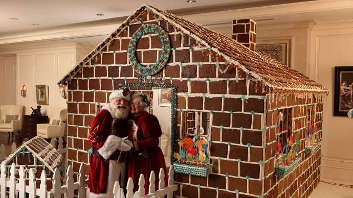 Christmas Events For Kids -Atlanta's Largest Gingerbread House