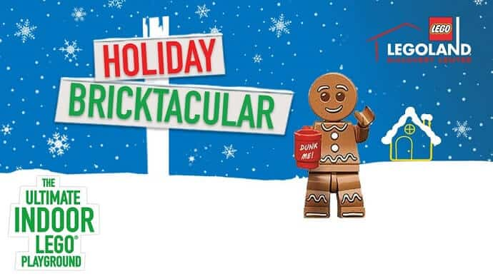 Christmas Events for Youth in Atlanta -Holiday Bricktacular