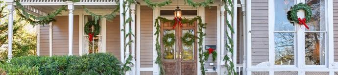 Christmas Home Tours -Marietta Pilgrimage Christmas Home Tour
