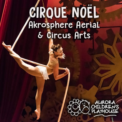 Christmas in Atlanta 2018 -Cirque Noel