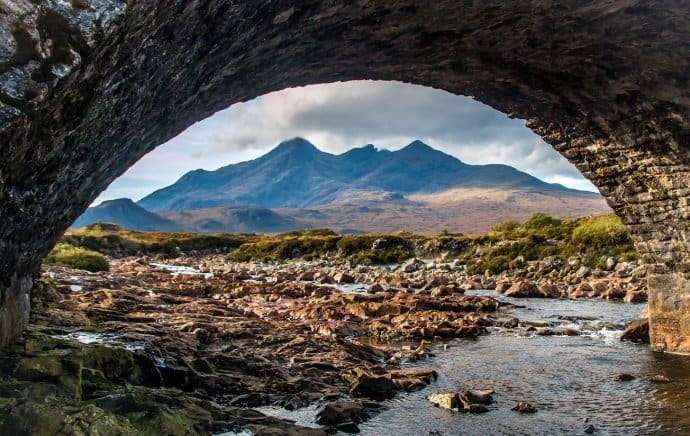 Things to Do On Isle Of Skye- Black Cuillin Hills