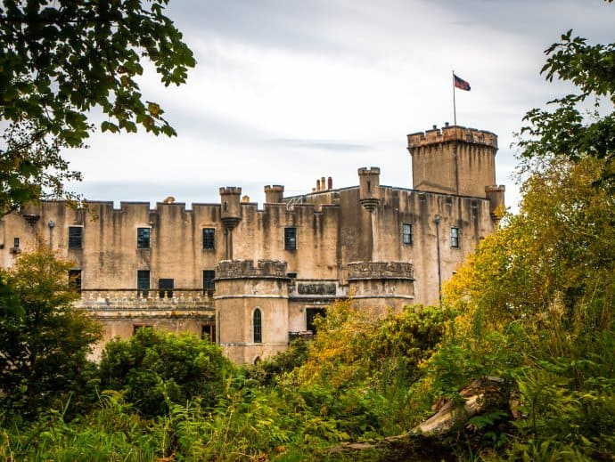 Things to Do on the Isle of Skye- Visit Dunvegan Castle