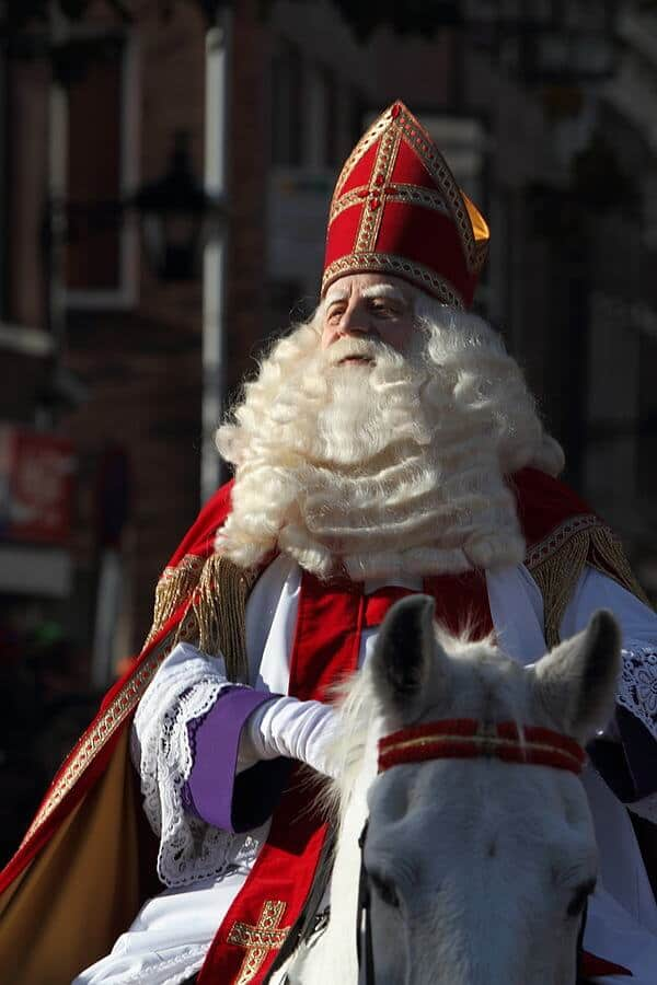 Sinterklaas (Dutch Santa Claus)
