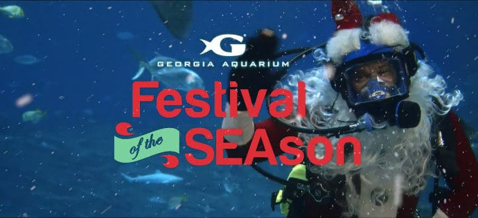 Georgia Aquarium Festival of the Season