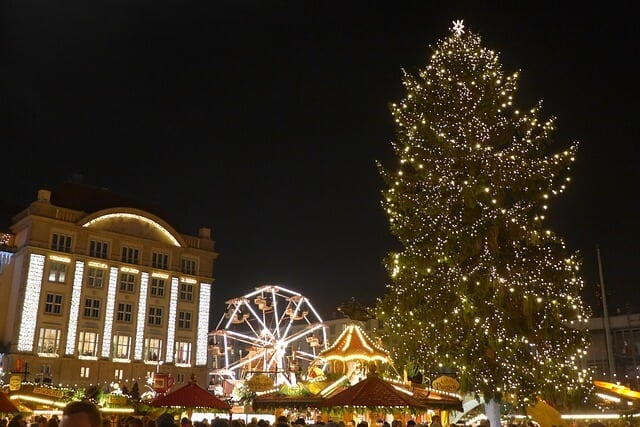 Germany Christmas Tree & Market