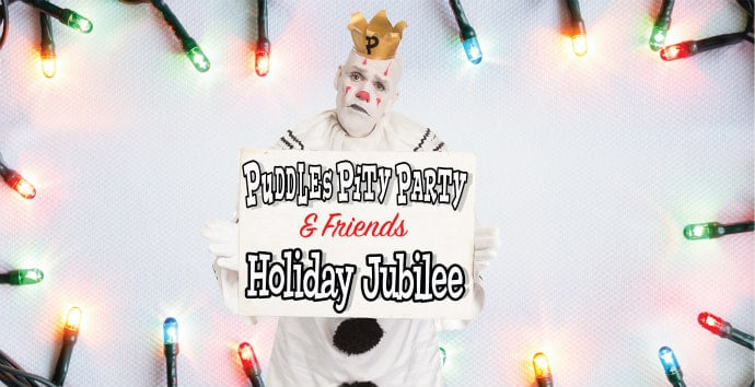 Puddles Pity Party Christmas Show