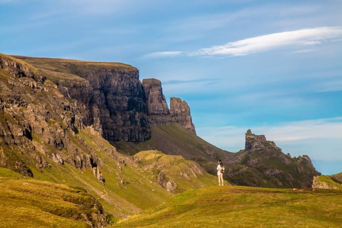 Places to Visit on the Isle of Skye- The Quirang