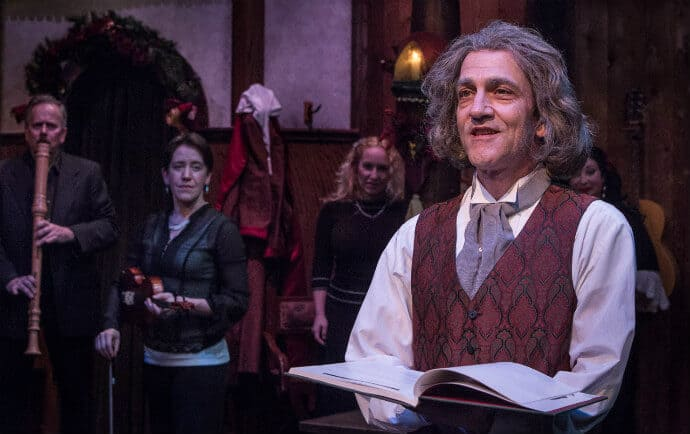 Shakespeare Tavern Christmas Carol